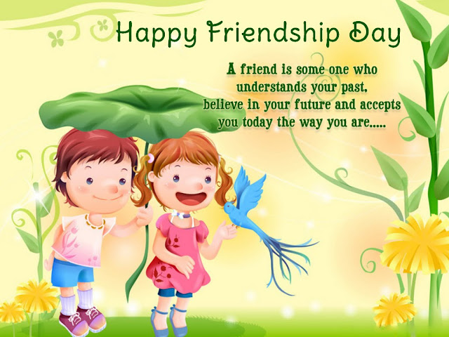 Happy Friendship Day 2016 whatsapp status