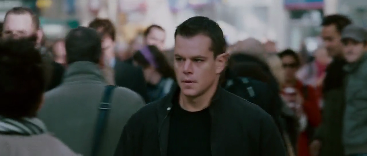 Bourne ultimatum Dual Audio