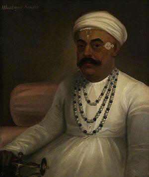 Mahadaji Scindhia - Maratha