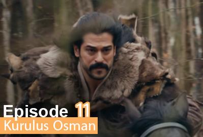 episode 11 from Kurulus Osman