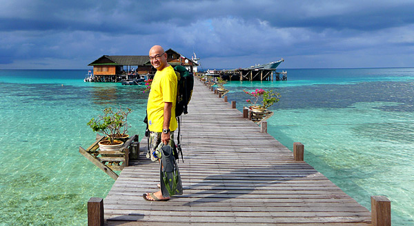 Travel Blogger in Malaysia