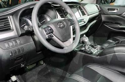 Toyota Highlander 2018 Specs