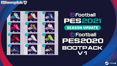PES 2021 BootPack V1 by Ziyech