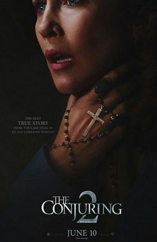 The Conjuring 2 (2016) Hindi Dubbed Movie