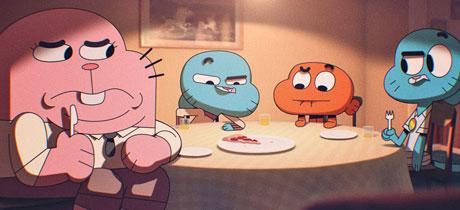 Dibujos animados: no todas las series son aptas para niños