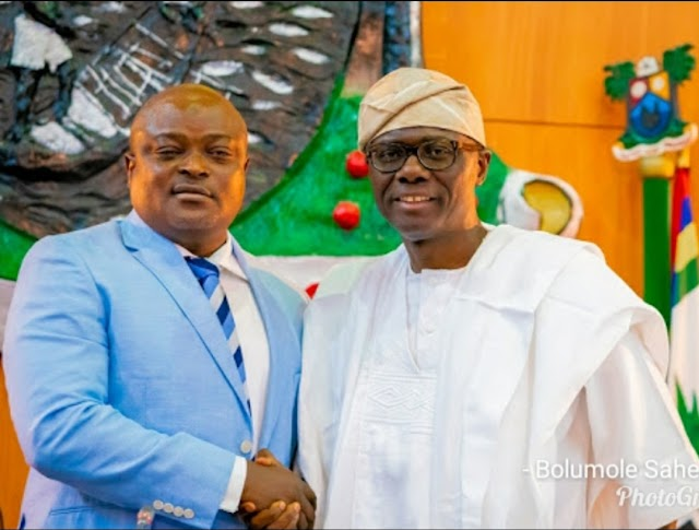Lagos Speaker Obasa Congratulates Congratulates Sanwo-Olu at 55