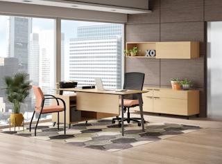 Maxon DeXTR Desk Set