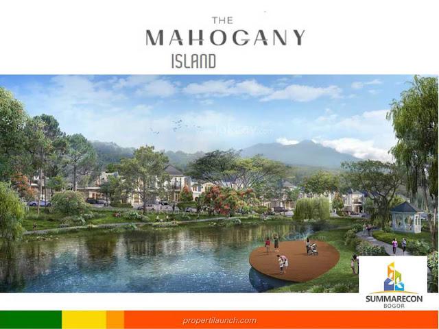 Danu Cluster Mahogany Island