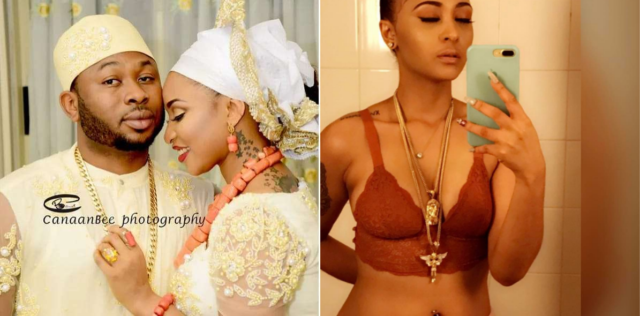"""Tonto Dikeh's Husband' Alleged Mistress Roseline Meurer says """"I Won't Stop Working With Churchill"""""""