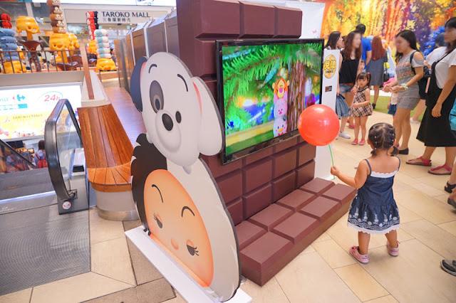 DSC04103 - 台中拍照新景點│2017迪士尼玩轉派對就在大魯閣新時代購物廣場,10/22前免費入場拍照