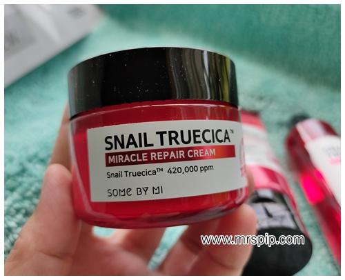 Berkesan Rawat Skin Breakout Dengan Snail Truecica