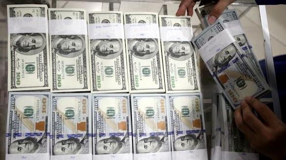 Dolar AS Nyaris Rp 14.000, Utang Pemerintah Bengkak