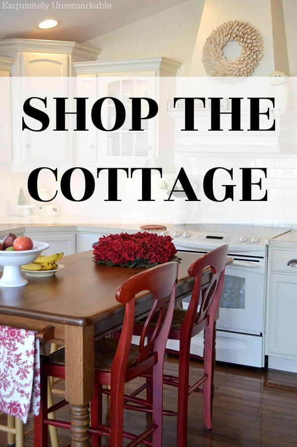 shop the cottage