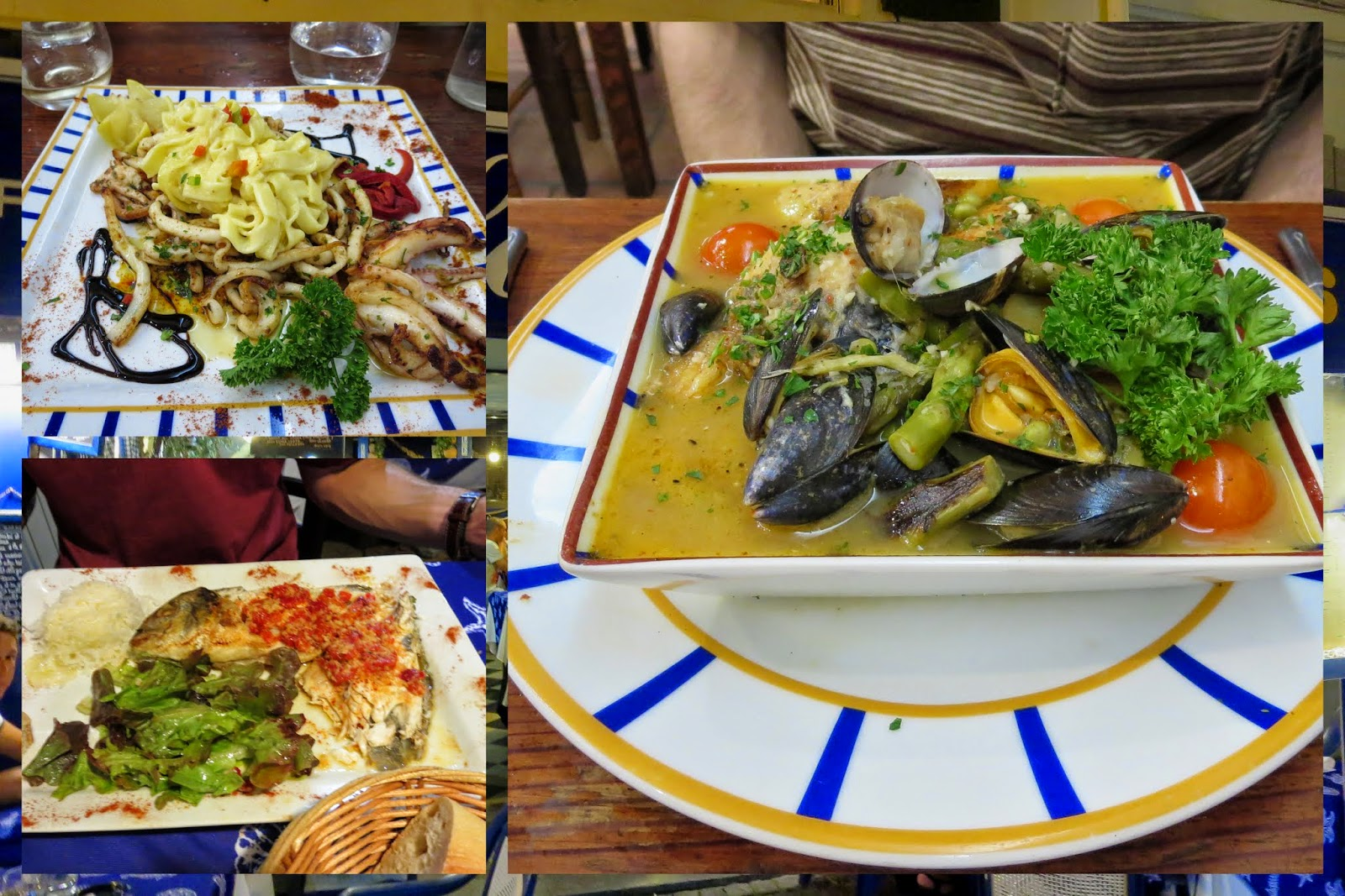 A Weekend in French Basque Country - Basque Seafood