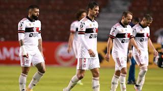 Flamengo aem 11 jogadores do elenco para jogo da LIbertadores