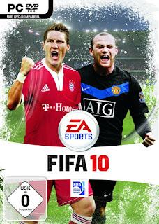 FIFA 10 GAME