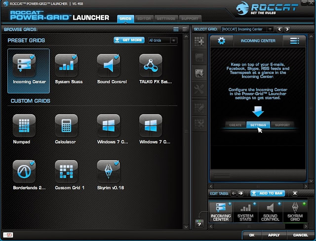 First Looks: Roccat Power-Grid 25