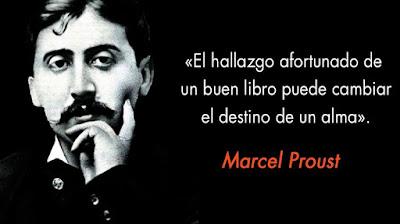 Meme de humor sobre Proust