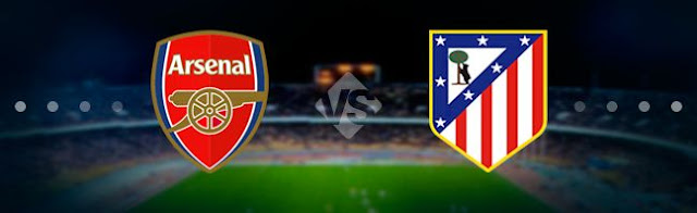Arsenal vs Atletico Madrid : Live stream info.