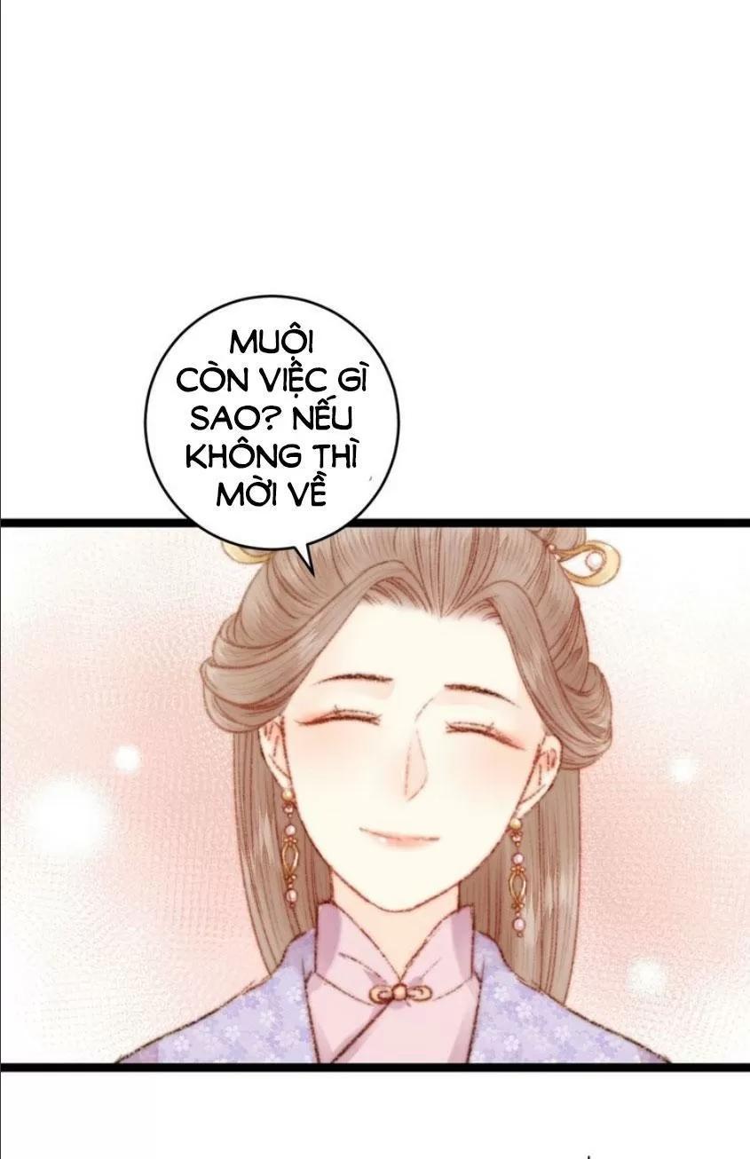 Nàng Phi Cửu Khanh - Thần Y Kiều Nữ chap 50 - Trang 26