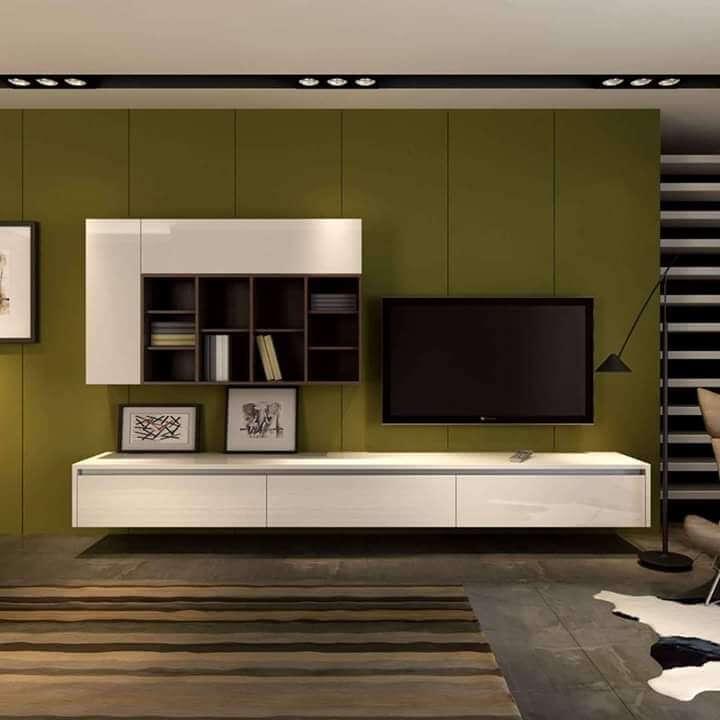 ديكورات جدران خشبية للشقق والفلل مناسبة لجميع المساحات