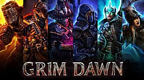 Review Game Grim Dawn PC