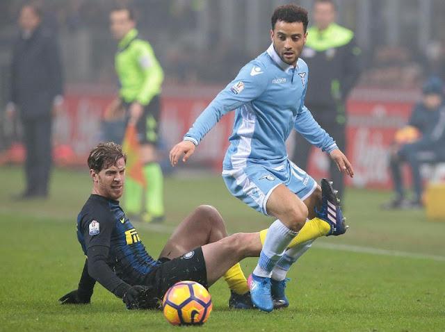 Tundukkan Inter, Lazio Lolos ke Semifinal