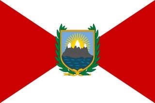 como era la primera bandera argentina