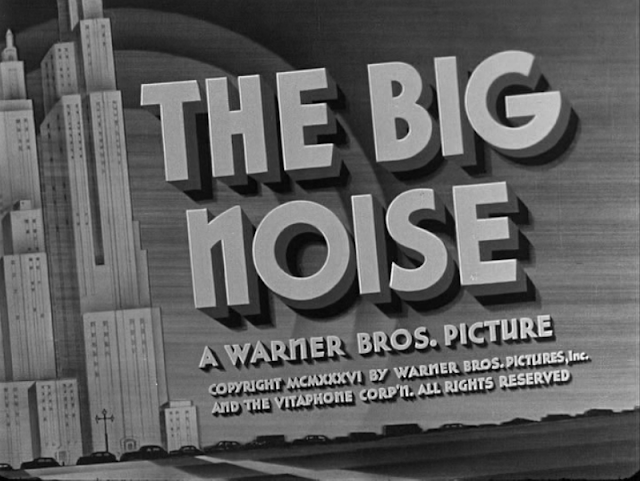 The Big Noise (1936)