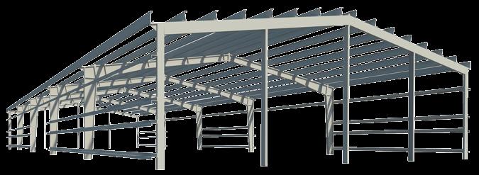 Construcci n de naves y granjas ganaderas av colas con for Logos de garajes