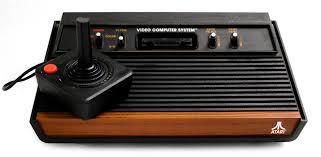 Ceci est une console de jeu vidéo Atari. On ne rit pas.