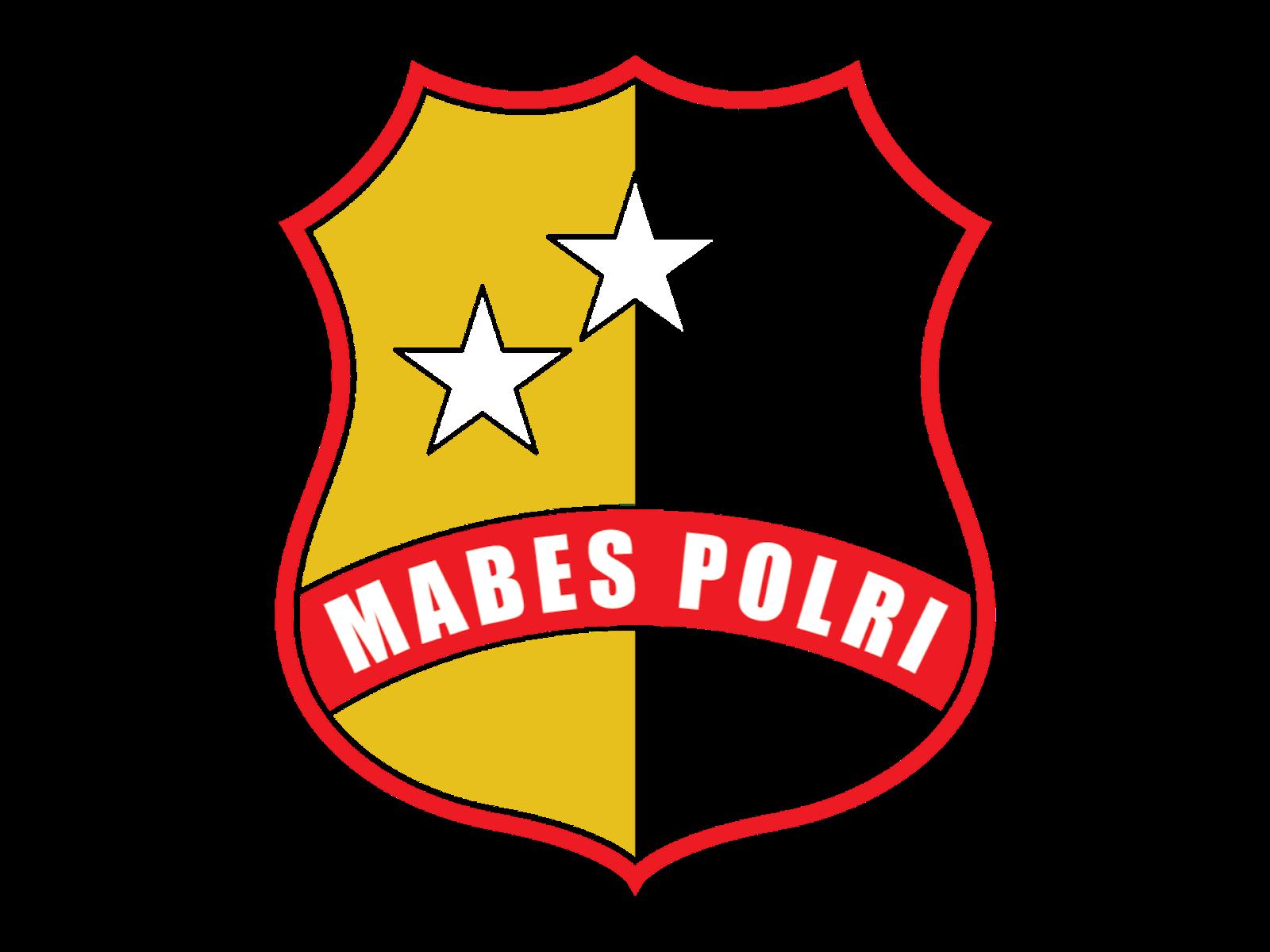 Logo Mabes Polri Format PNG