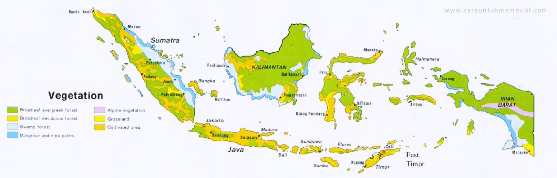 Plant Hardiness Zone Indonesia
