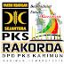 Persiapan Rakorda PKS Karimun Dalam Tahap Final