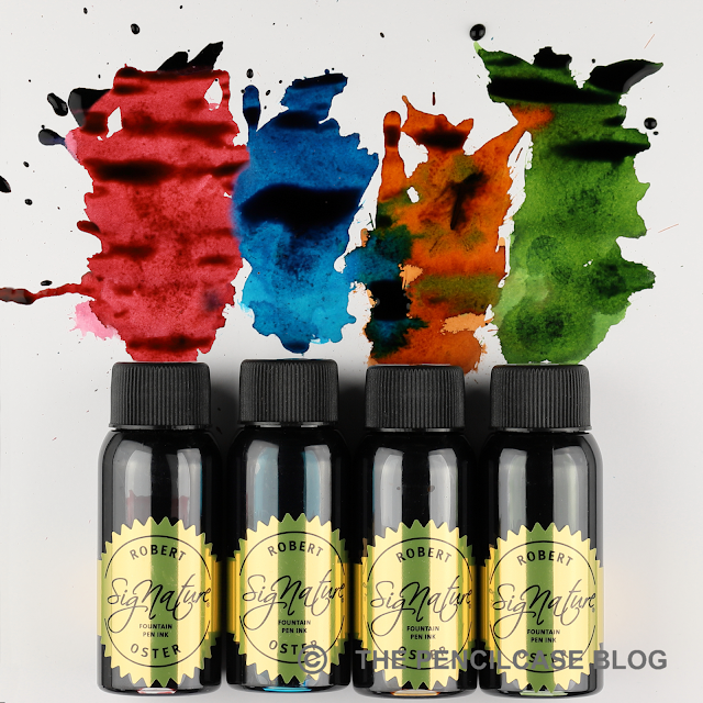 WINNER ANNOUNCEMENT: ROBERT OSTER AUSTRALIS INKS GIVEAWAY