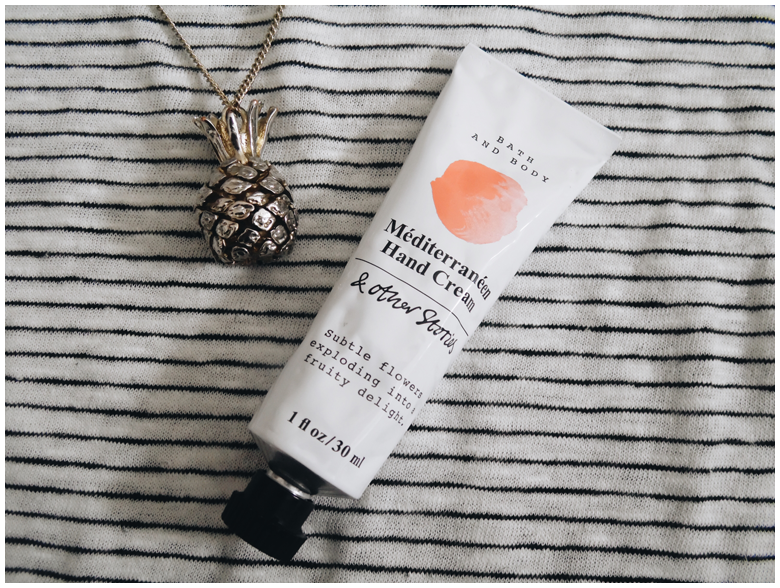 beauty | favorite three beauty products | may 2016 | & other stories méditerranéen hand cream | more details on my blog http://junegold.blogspot.de | life & style diary from hamburg | #beauty #andotherstories #otherstories #handcream