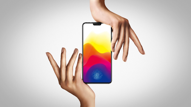 Vivo X21: Pioneering In-Display Fingerprint Scanning Technology in PHL