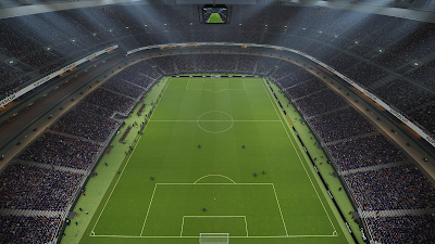 PES 2019 German Stadium Boards​ by 1002MB