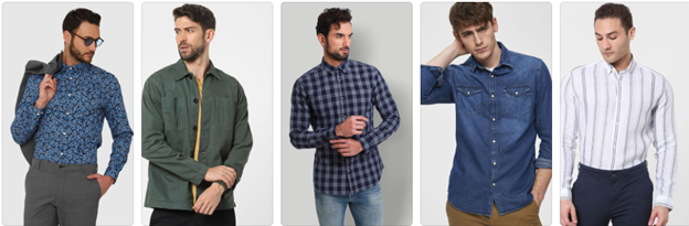 SHIRT STYLES TO UPGRADE YOUR FASHION GAME