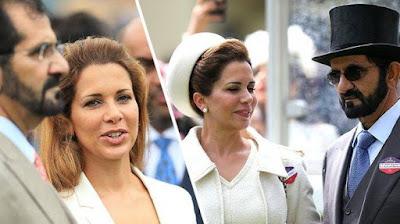 Putri Haya Istri Penguasa Dubai Mohon Perlindungan dari Inggris