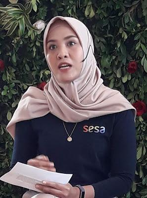intan nutrisionis SESA Indonesia