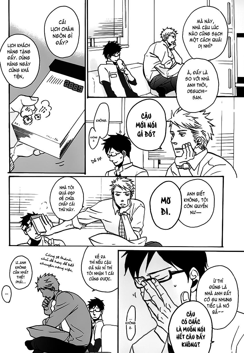 Trang 12 - Dù Thế Nào Em Vẫn Yêu Anh--EXTRA 3--[ShuShi Group] (- Yoneda Kou) - Truyện tranh Gay - Server HostedOnGoogleServerStaging