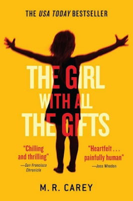 The Girl With All the Gifts by Mike Carey - book cover