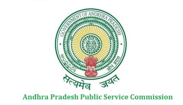 APPSC Recruitment psc.ap.gov.in or apspsc.gov.in Notification
