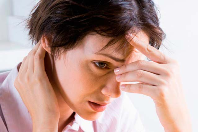 Síntomas y ataques de asma - ansiedad