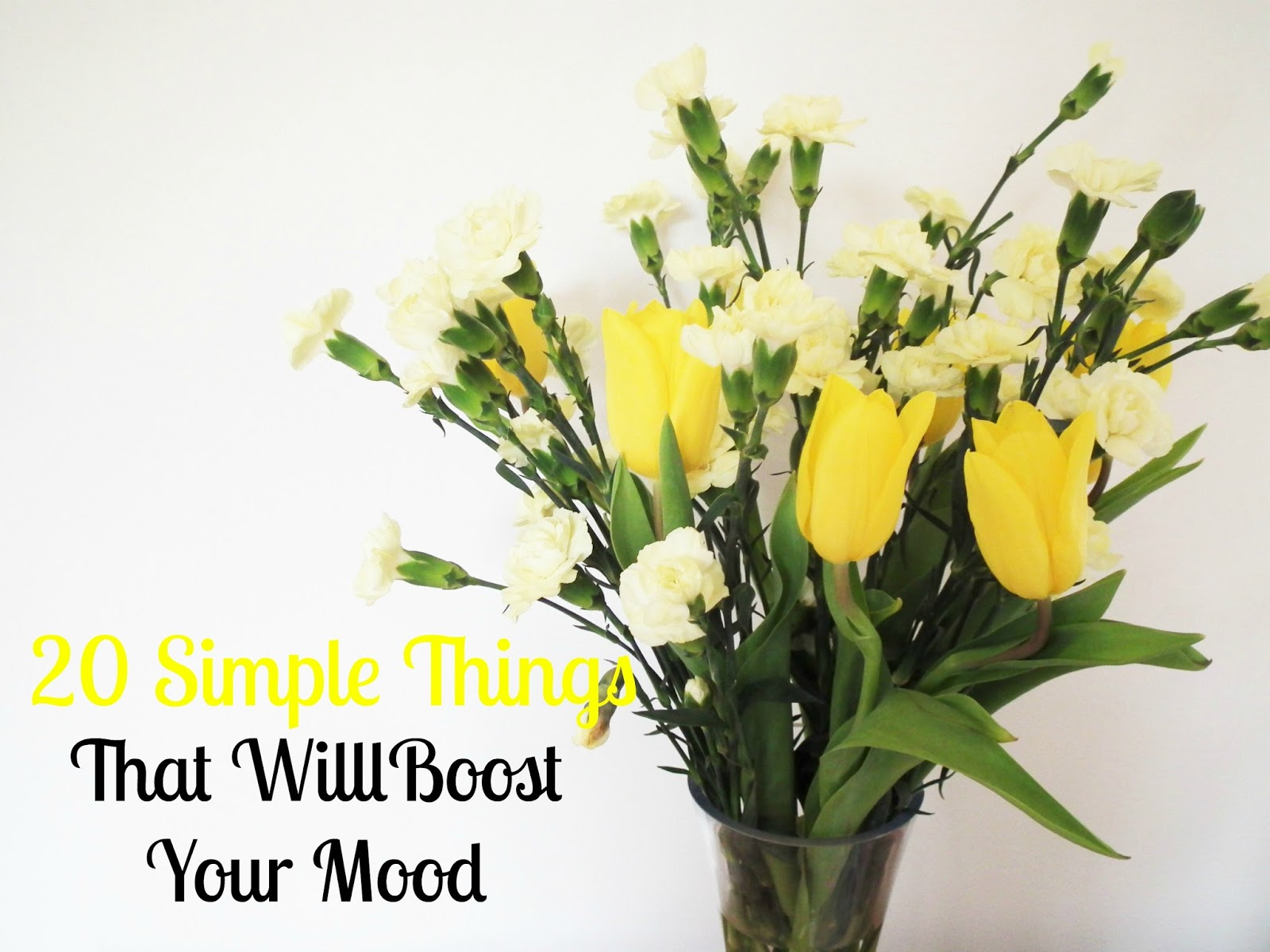 Simple Things Boost Your Mood Happiness