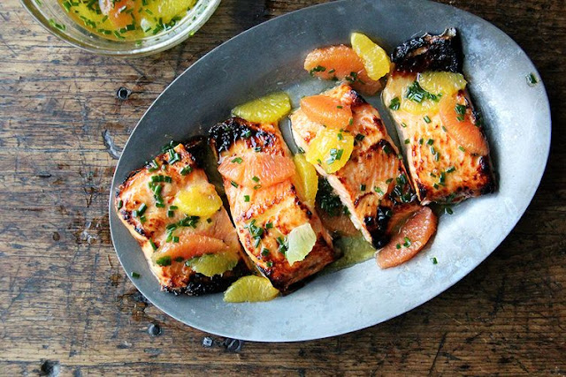 Arctic char: romantic recipes for valentine's day on hello lovely studio