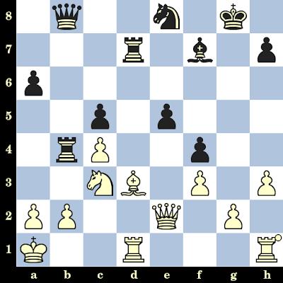 Viktor Korchnoi vs Wolfgang Uhlmann, Mémorial Capablanca, 1963