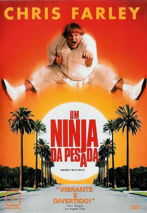 Baixar Um Ninja da Pesada (1997) Dublado