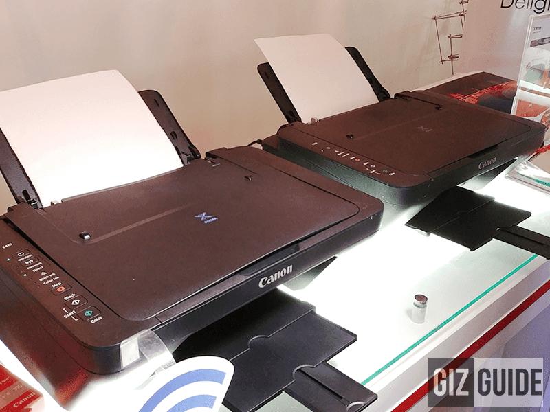 Canon Rolls Out PIXMA E Series Printer Line In PH